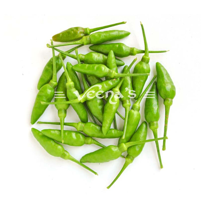 Green vada chillies 100g