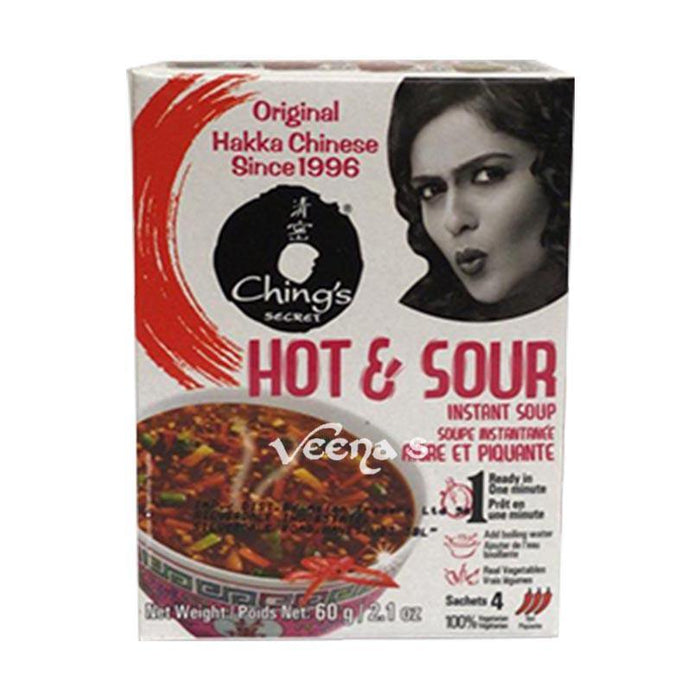 Ching's Hot & Sour Soup 60g - veenas.com