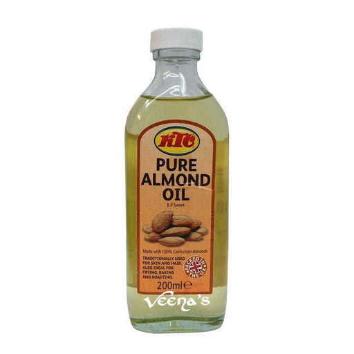 Ktc Almond Oil - veenas.com