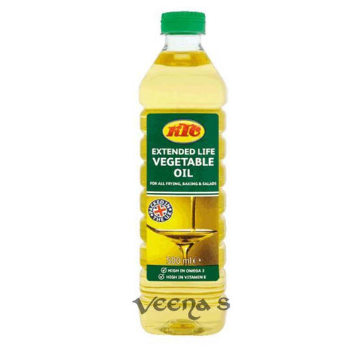 Ktc Vegetable oil - veenas.com
