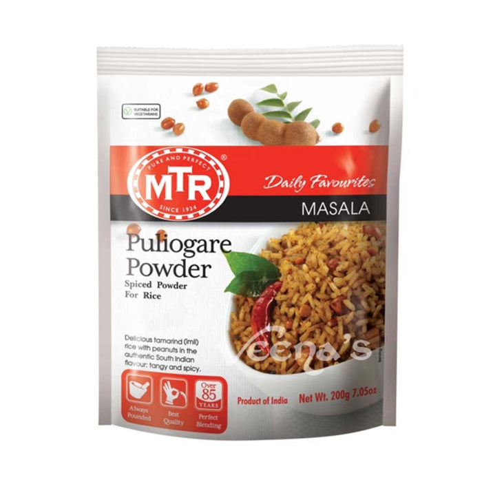 MTR Puliogare Powder 200g