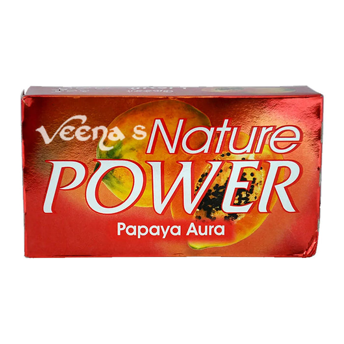 Nature Power Papaya Soap 125g