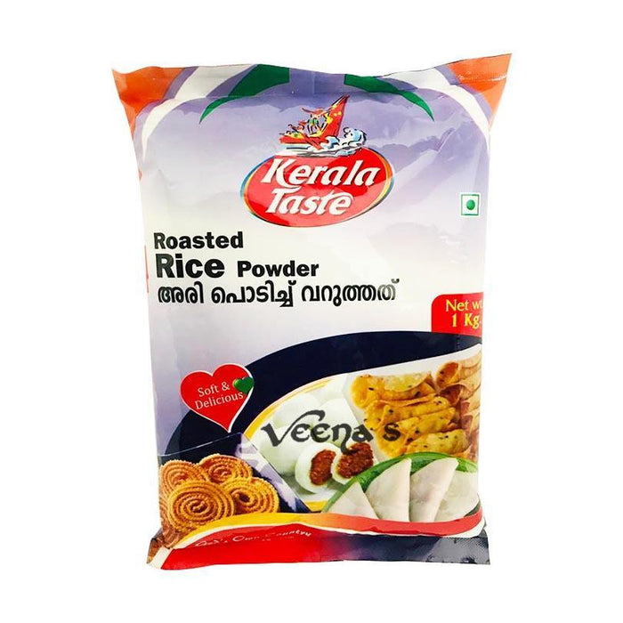 Kerala Taste Roasted Rice Powder 1kg - veenas.com