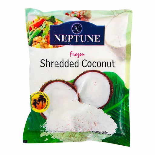 Neptune Shredded Coconut/Grated Coconut 400G - veenas.com