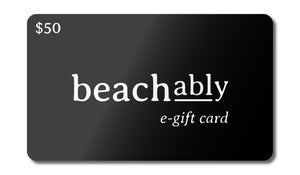 Open image in slideshow, Beachably Collection EGift Card