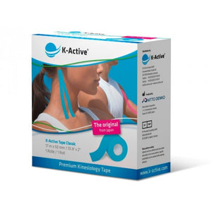 K-Active Tape Classic | 5cm x 5m | 6 Roll Pack