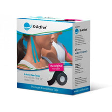 Load image into Gallery viewer, K-Active Tape Classic | 5cm x 5m | 6 Roll Pack