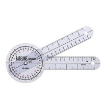 Load image into Gallery viewer, Baseline 360° Plastic Goniometer