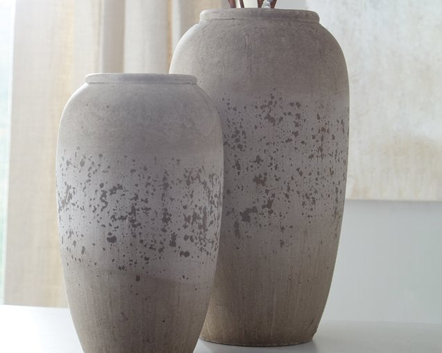 Dimitra Signature Design by Ashley Vase Set of 2 image