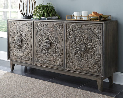 Fair Ridge Signature Design by Ashley Cabinet image