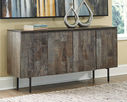 Graydon Signature Design by Ashley Cabinet image
