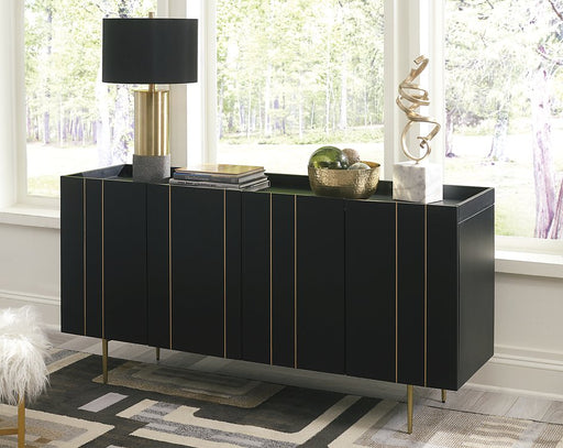 Brentburn Signature Design by Ashley Cabinet image
