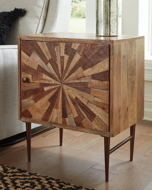 Dorvale Signature Design by Ashley Cabinet image