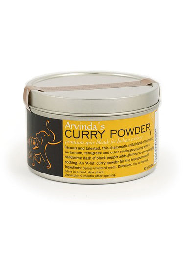 Curry Powder – Arvinda