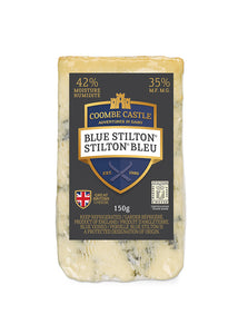 Blue Stilton Cheese – Coombe Castle King James