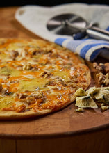 Load image into Gallery viewer, Roasted Pear, Stilton & Walnut Pizza
