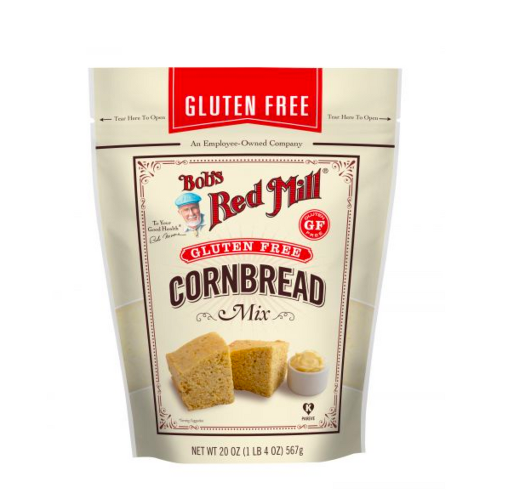 Cornbread Mix (Gluten Free) – Bob's Red Mill