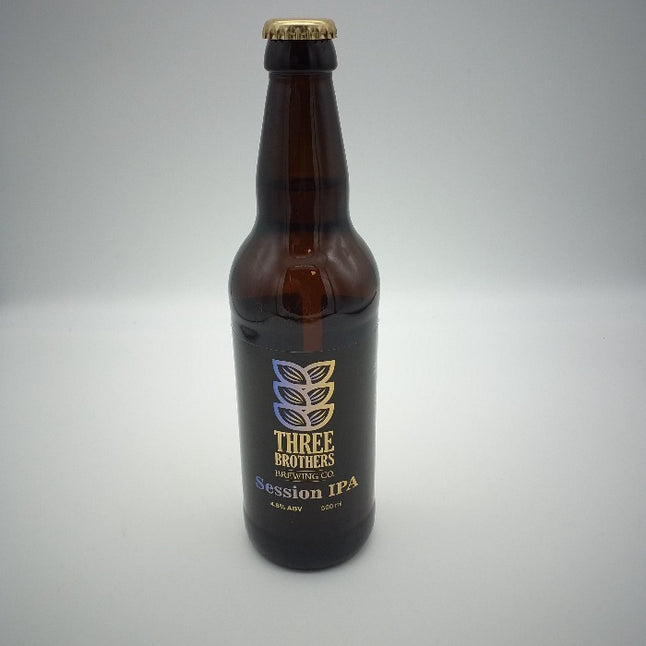 Three Brothers Session IPA Beer 500ml