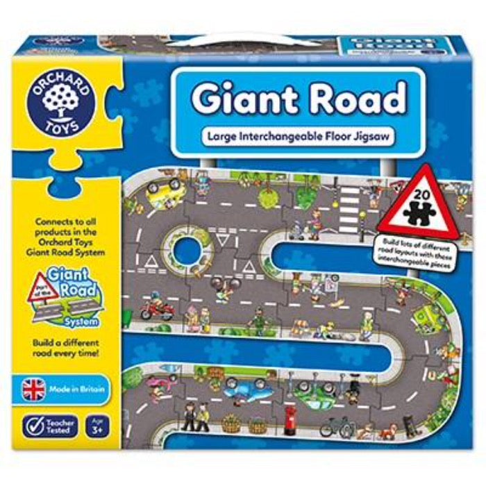 Giant Road - Orchard Toys