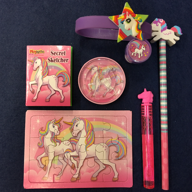 Unicorn Party Bag Age 3+