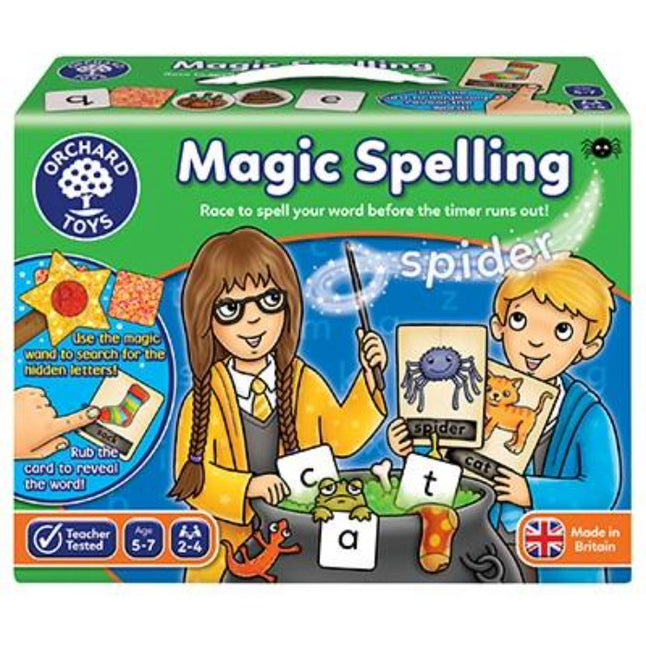 Magic Spelling - Orchard Toys