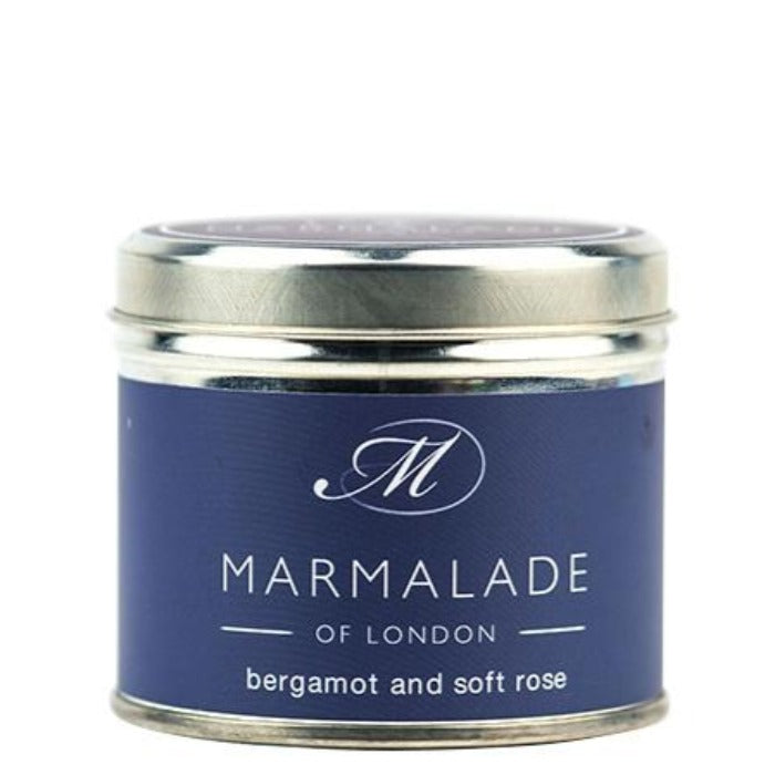Marmalade Bergamot & Soft Rose Medium Candle