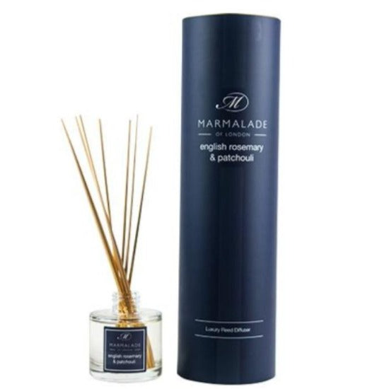 Marmalade English Rosemary & Patchouli Reed diffuser