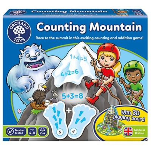 Counting Mountain - Orchard Toys