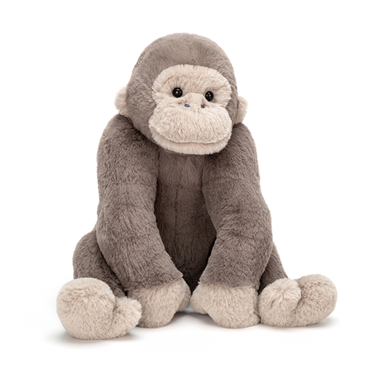 Jellycat Gregory Gorilla, Small
