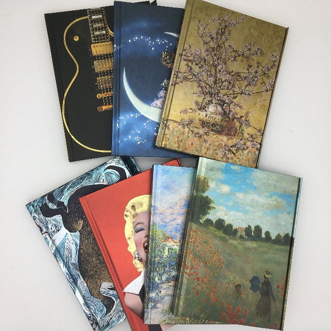 Flame Tree Notebooks