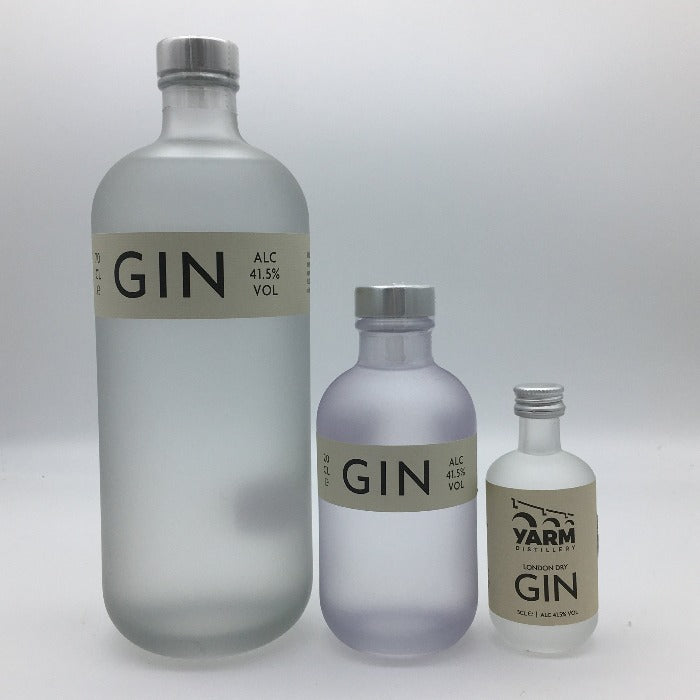 Yarm Distillery London Dry Gin