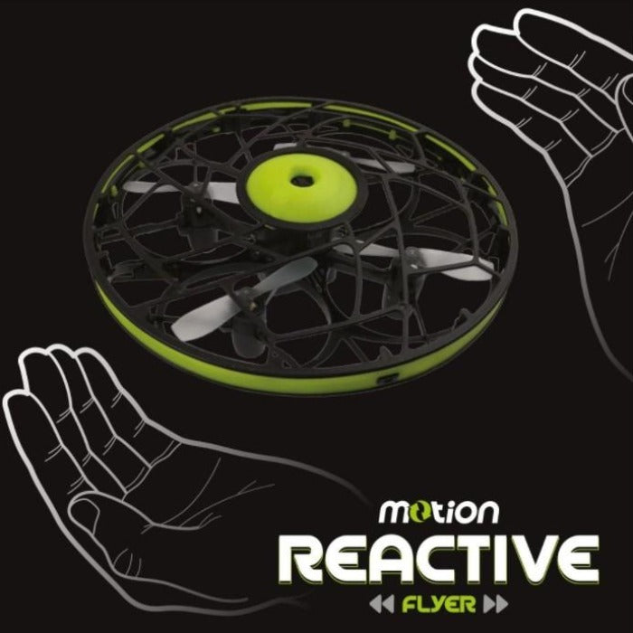 Motion Reactive Flyer
