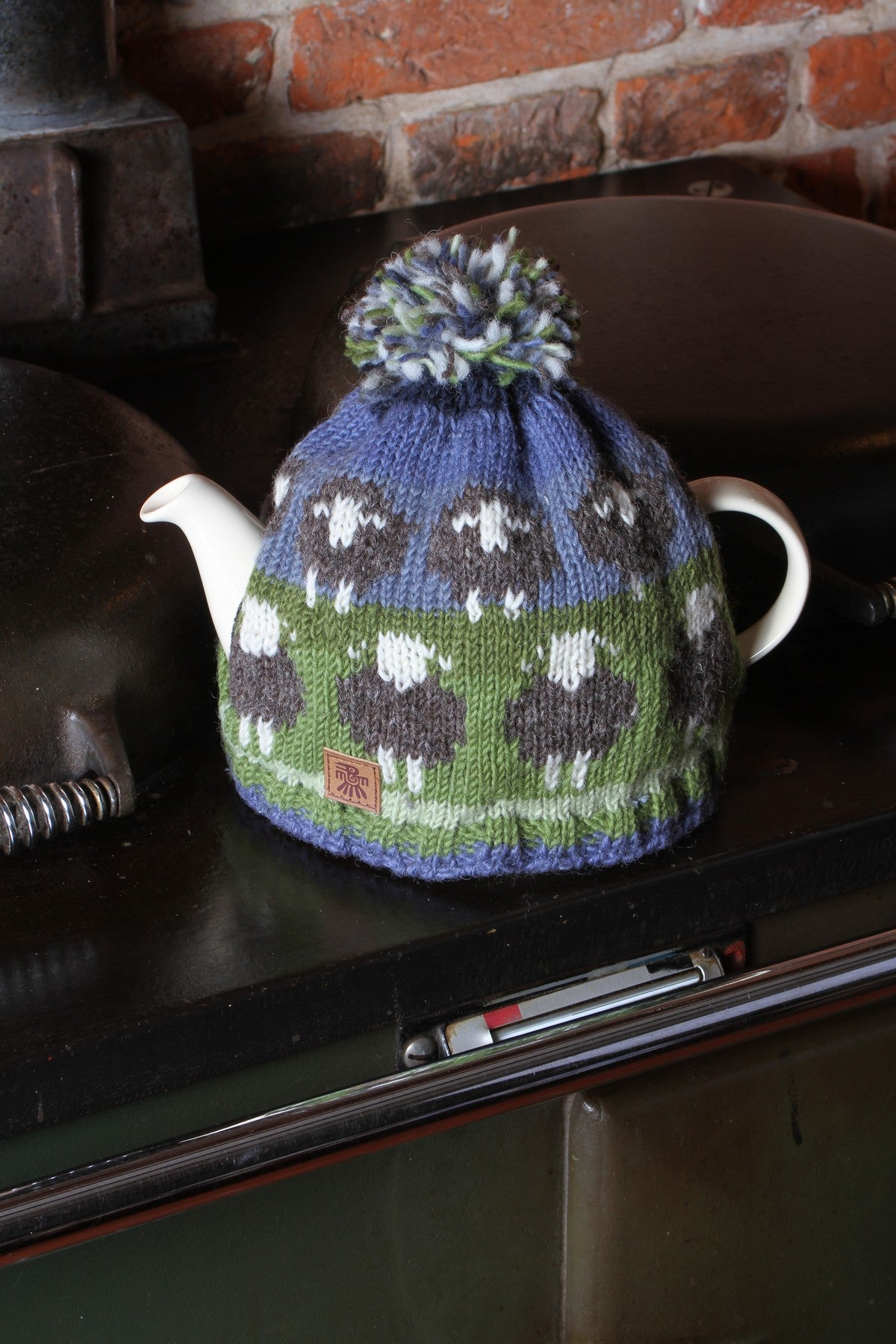 Pachamama Flock Of Herdwick Sheep Tea Cosy