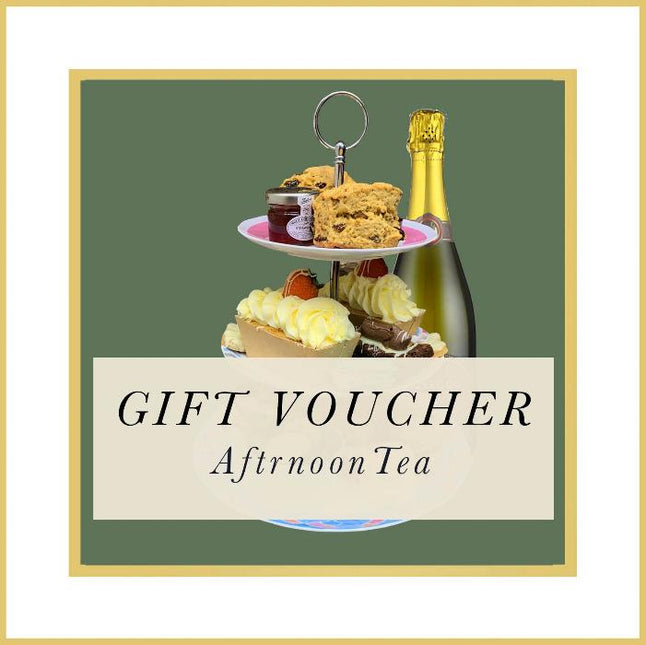 S+H Afternoon Tea Voucher with Prosecco