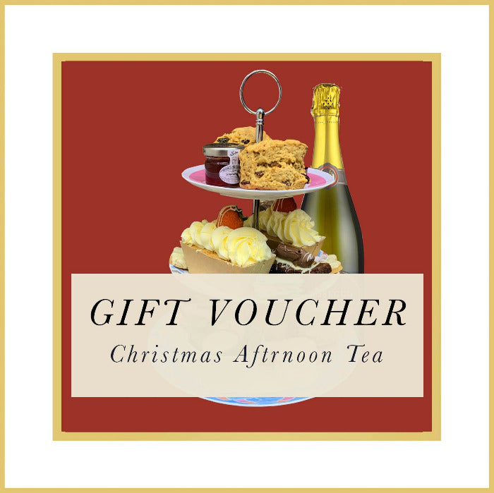 S+H Festive Afternoon Tea Voucher