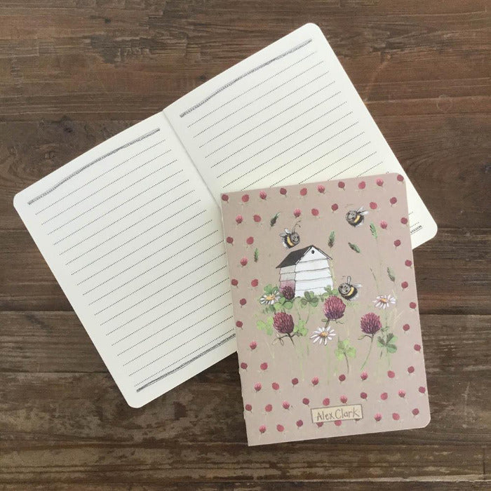 Alex Clark Beehive Notebook