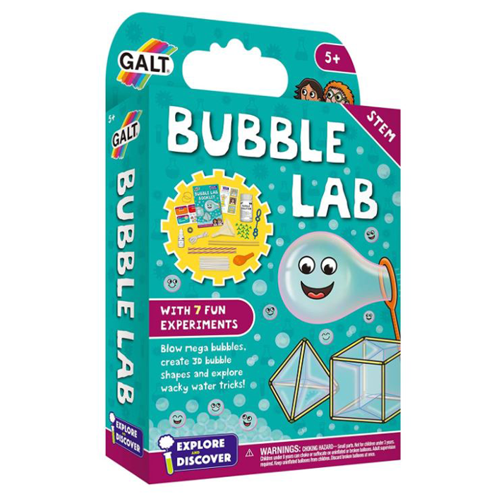 Galt Explore and Discover Bubble Lab