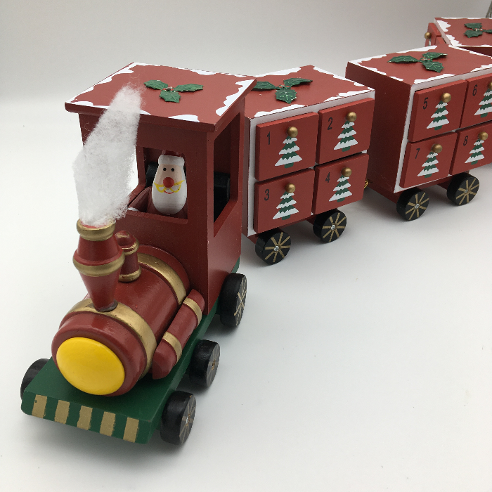 Christmas Train Advent Calendar