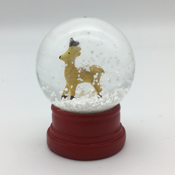 Mini Snowglobes