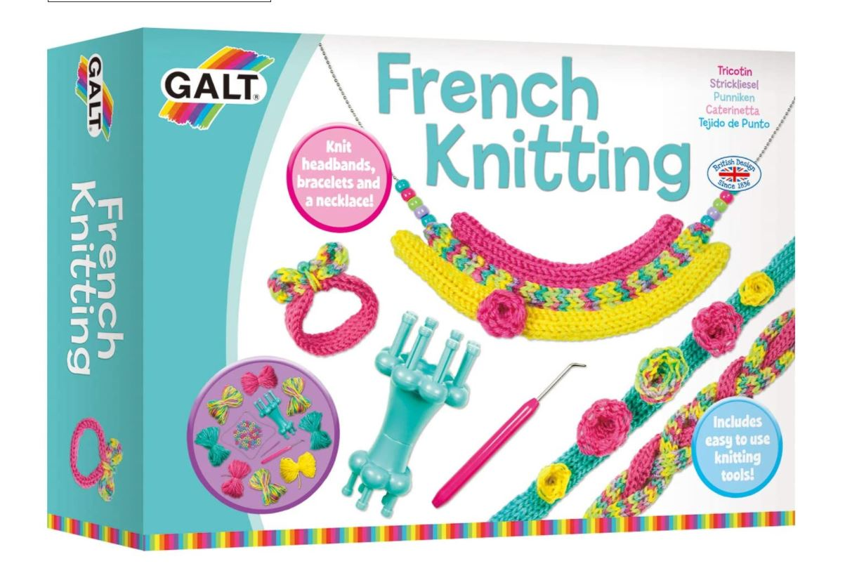 Galt French Knitting Kit