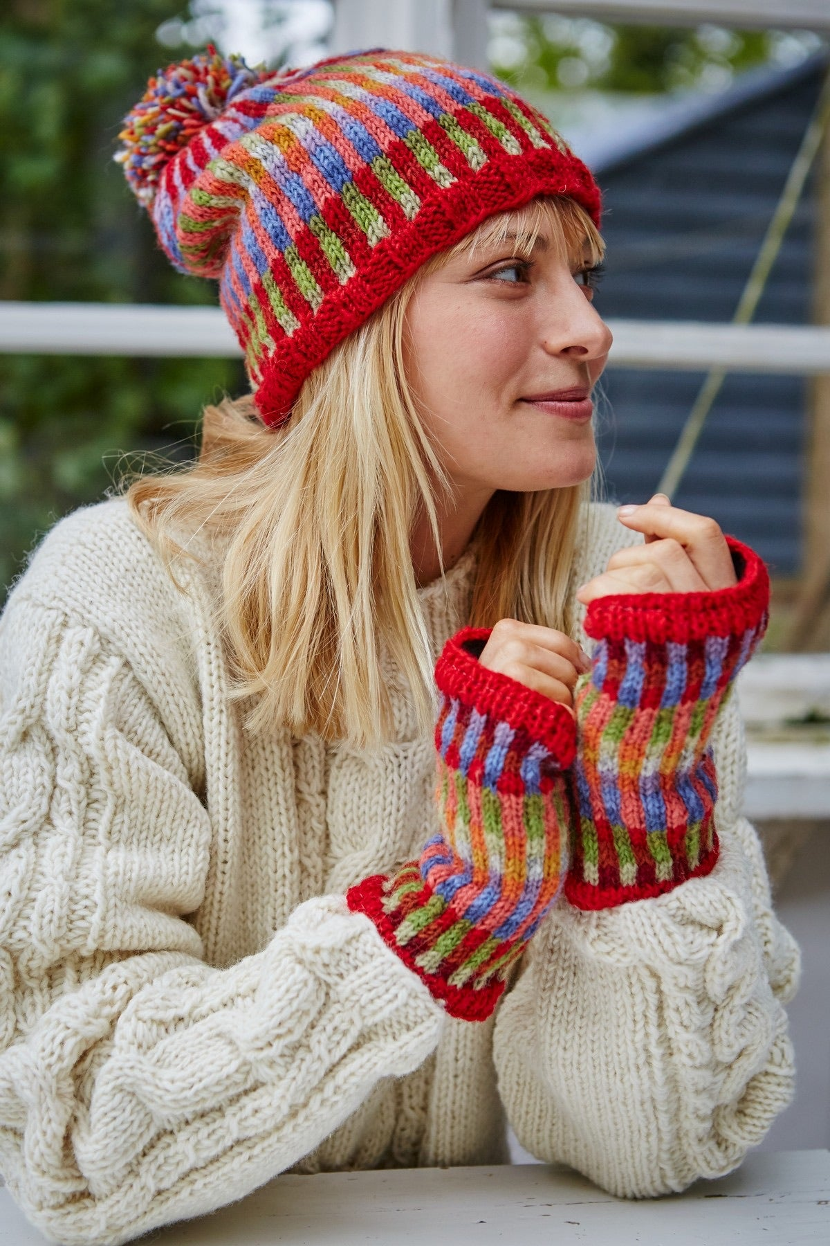 Pachamama wool accessories - Arundel