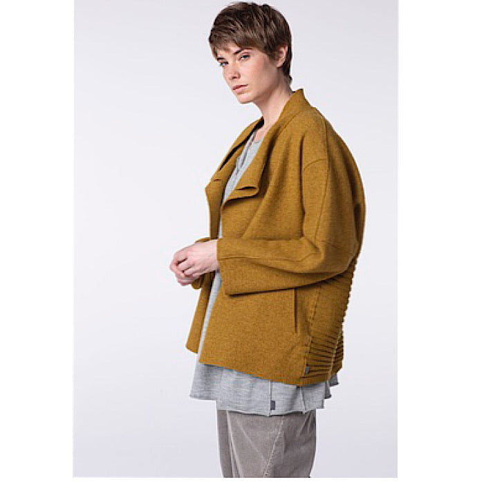 Oska Poza Jacket - Honey