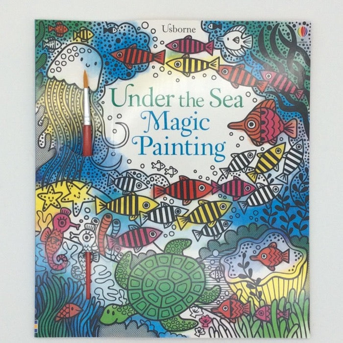Usborne Under the Sea Magic Painting