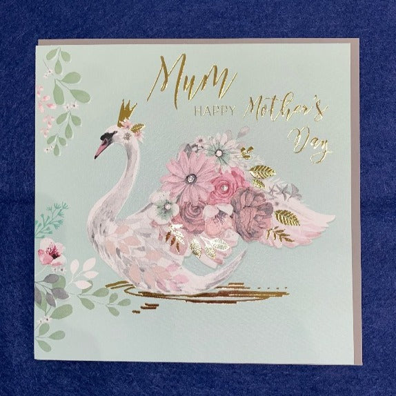 Mum, Happy Mother's Day- card