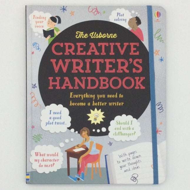 Usborne Creative Writing handbook