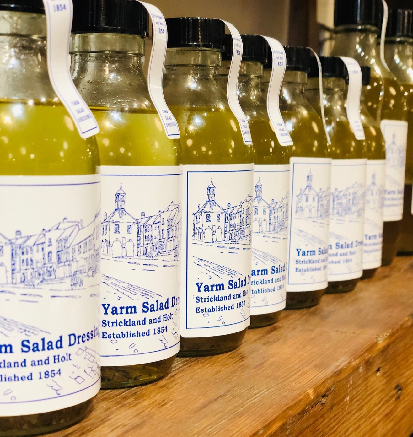 Yarm Salad Dressing COLLECT & LOCAL DELIVERY ONLY