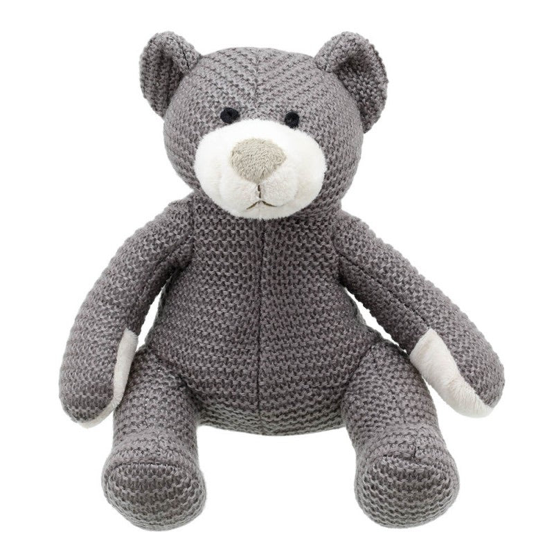 Wilberry Knitted Bear