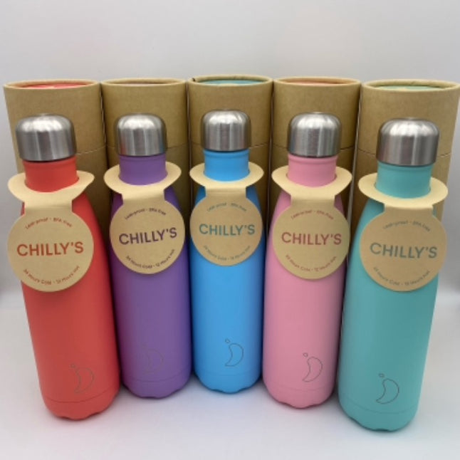 Chilly's Drinks Bottle - Pastel