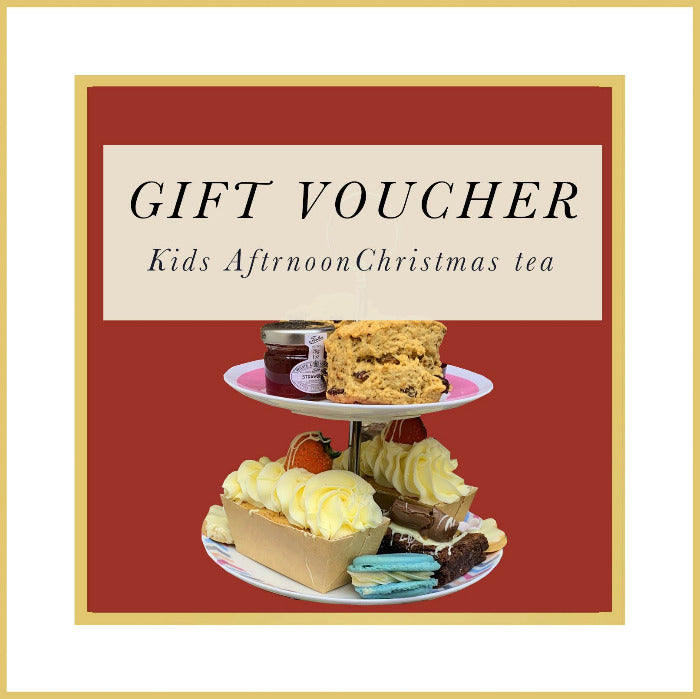 S+H Kids Christmas Afternoon Tea Voucher