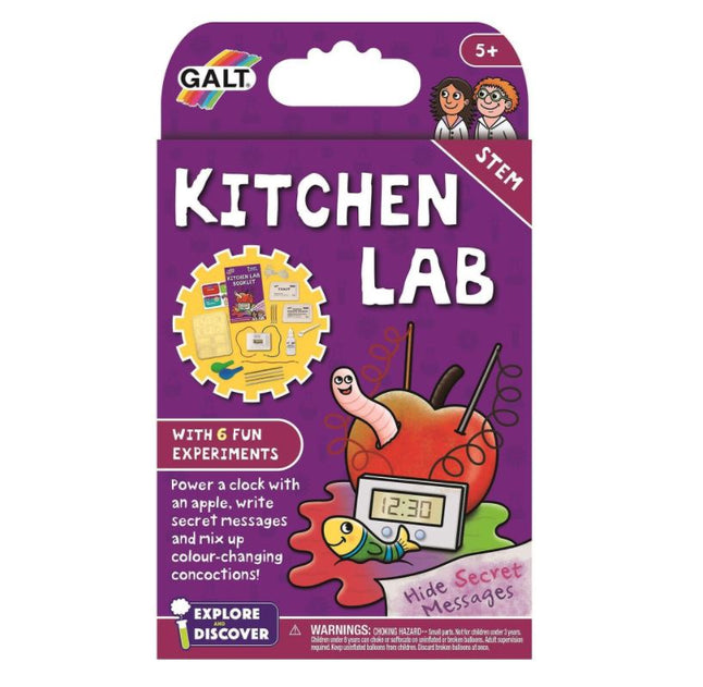 Galt Explore and Discover Kitchen Lab